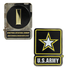 Army Coin: Second Lieutenant