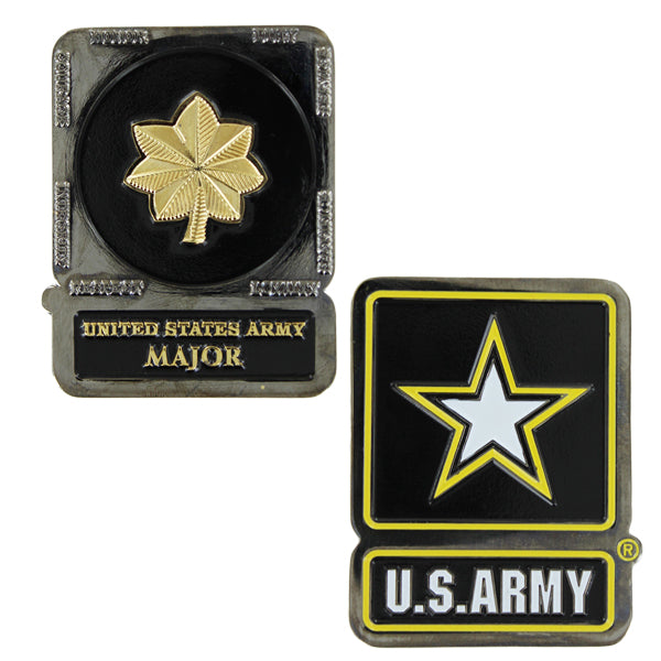 Army Coin: Major