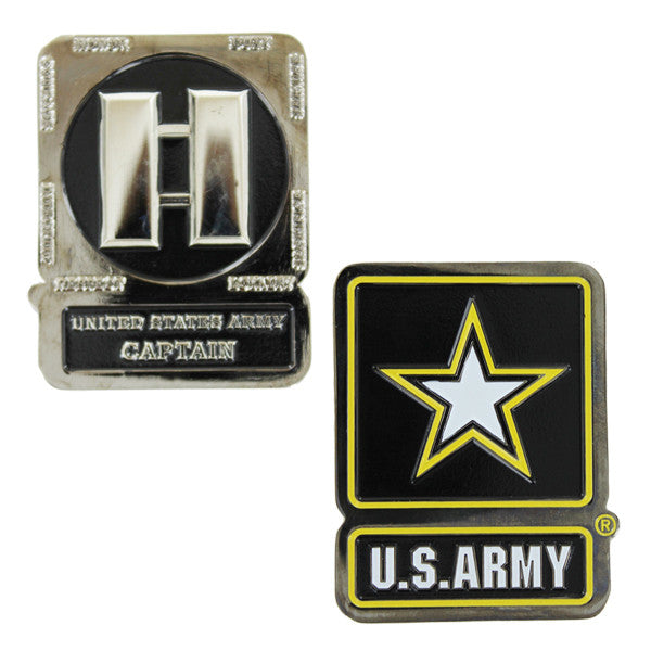 Army Coin: Captain