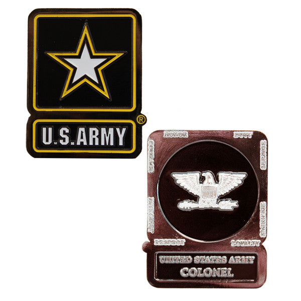 Army Coin: Colonel