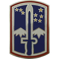 Army Combat Service Identification Badge (CSIB): 172nd Infantry Brigade