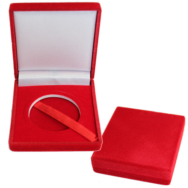 Coin Gift Box: Red