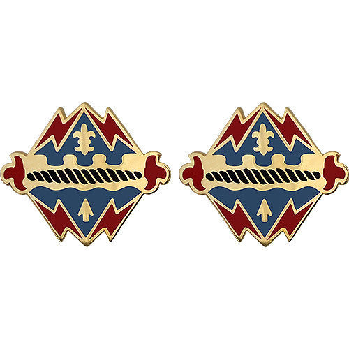 Army Crest: 17th Field Artillery Brigade