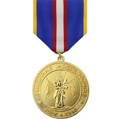 Full Size Medal: Philippine Independence
