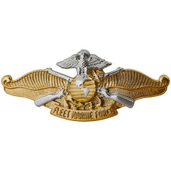 Navy Badge: Fleet Marine Force Officer - regulation size