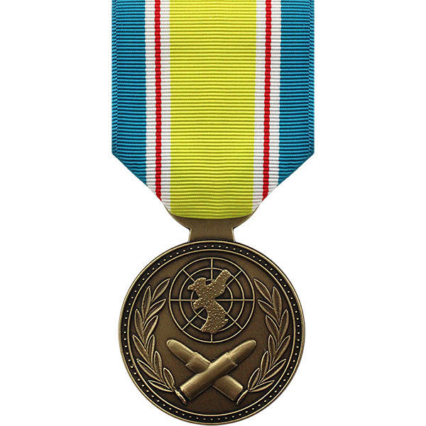 Full Size Medal: Republic of Korea War Service No Device