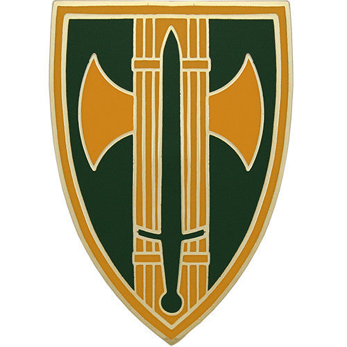 Army Combat Service Identification Badge (CSIB): 18th Military Police Brigade
