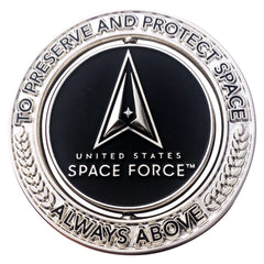 Coin 2'' Spinner: US Space Force