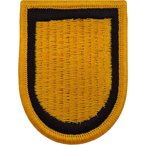 Army Flash Patch: First Special Forces
