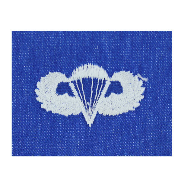 Civil Air Patrol:  Insignia - Air Force BDG Ultramarine Blue Parachutist