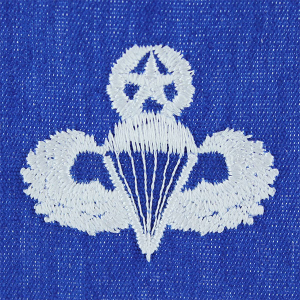 Insignia - Air Force BDG Ultramarine Blue Master Parachutist