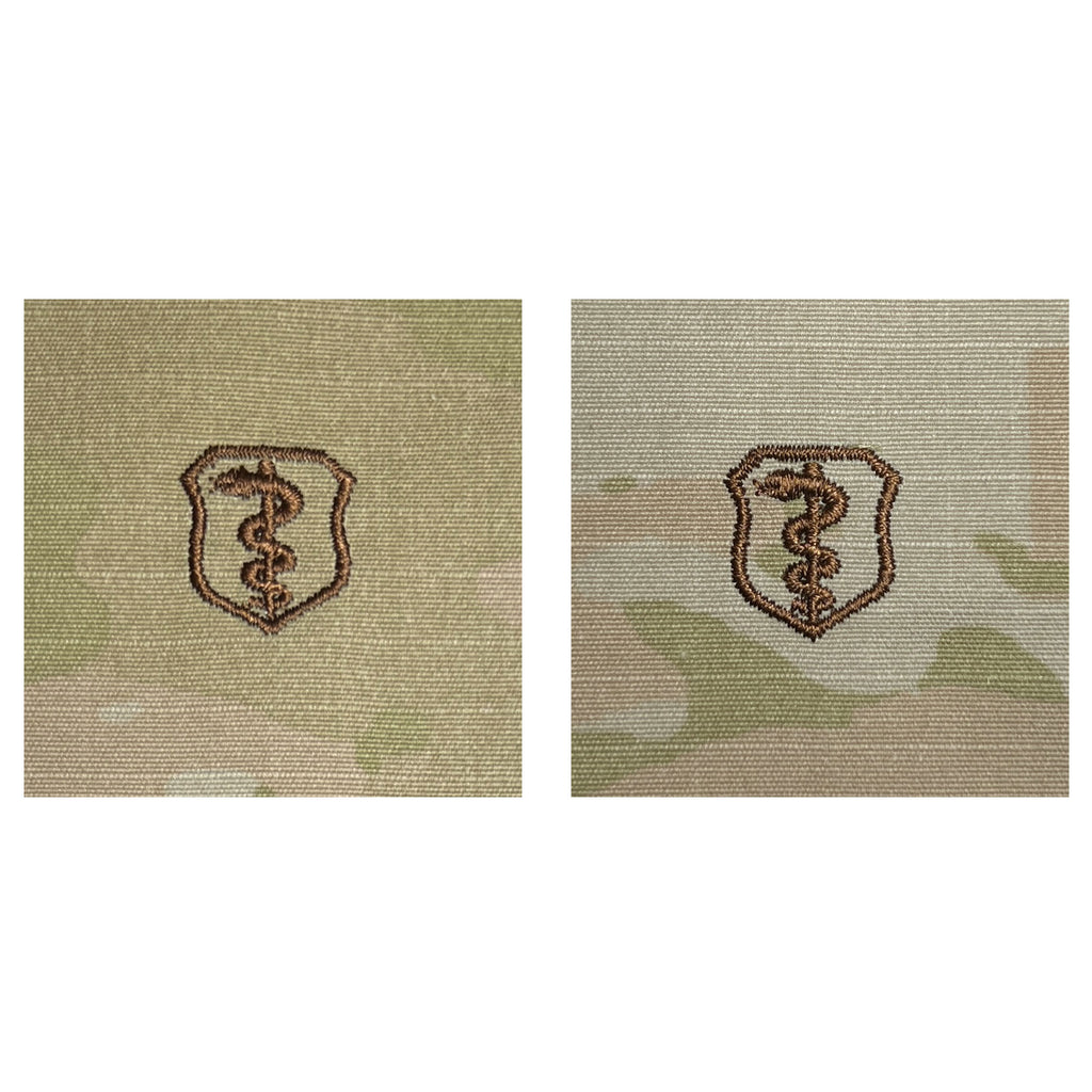 Air Force Embroidered Badge: Physician - OCP