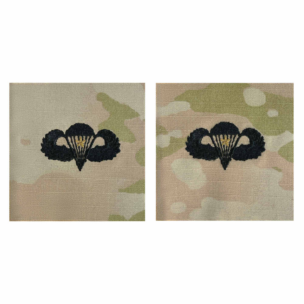 Air Force Embroidered Badge: Combat Parachutist - OCP