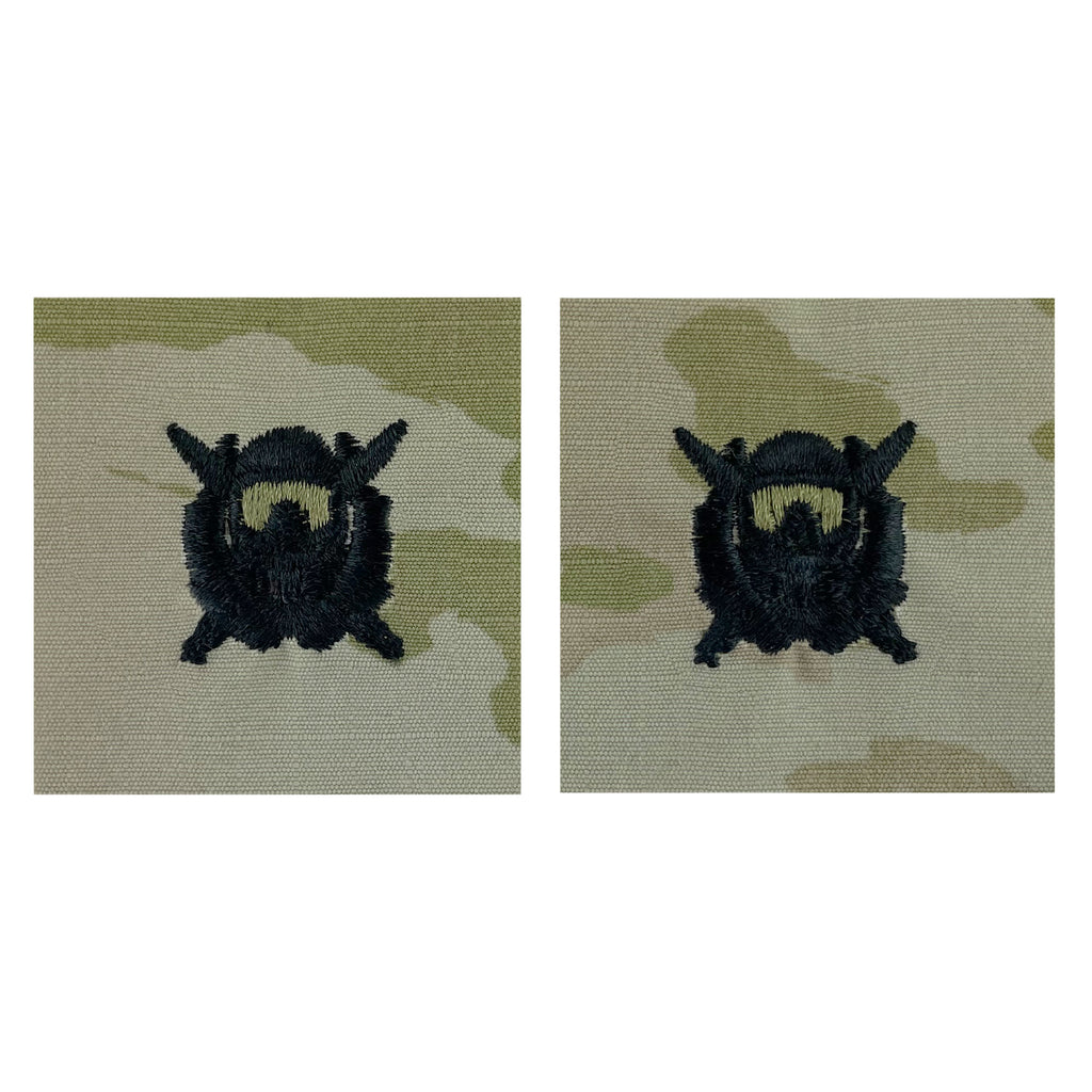 Army Embroidered Badge on OCP Sew On: Diver - Special Operations