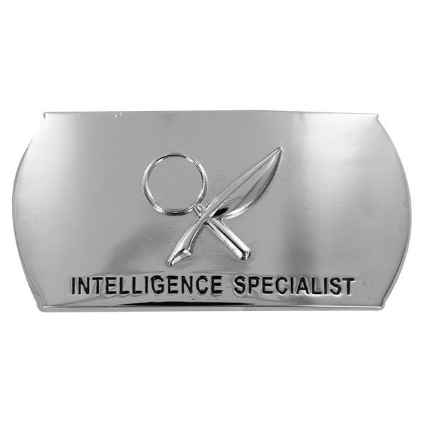 navy enlisted specialty belt buckle intelligence specialist is navy intelligence specialist