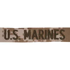 U.S. Marines Tape: Desert Digital (NON-RETURNABLE)