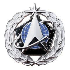Space Force Identification Badge: Space Staff - regulation