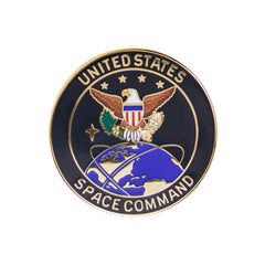 Identification Badge: US Space Command- regulation