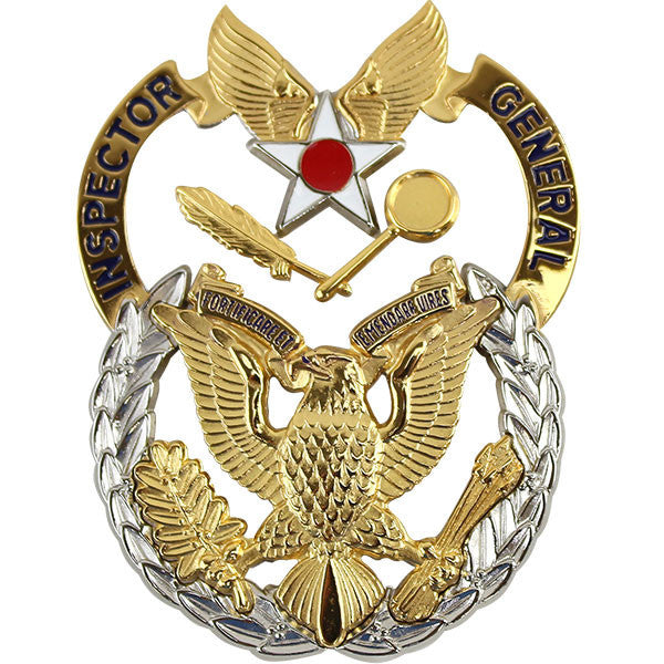 Air Force Identification Badge: Inspector General
