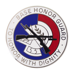 Air Force Badge: Base Honor Guard
