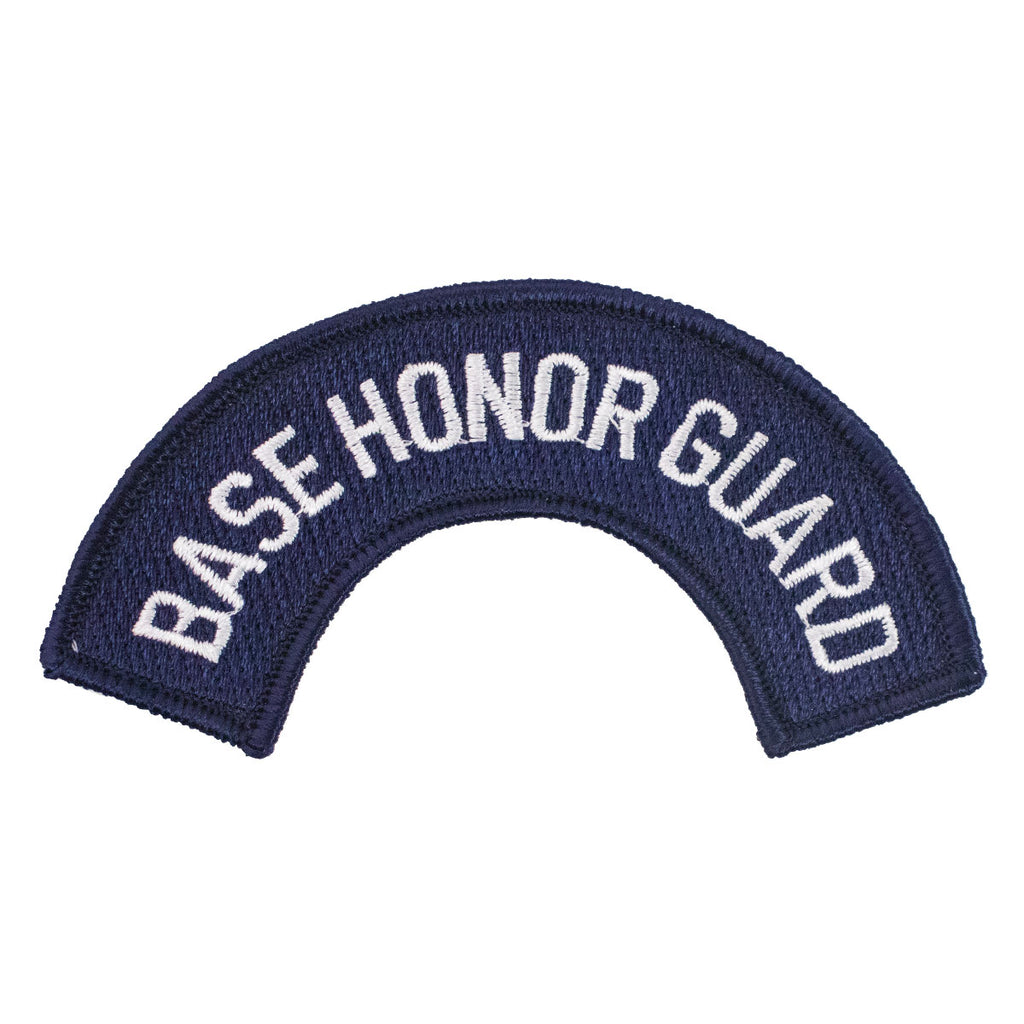 Air Force Tab: Base Honor Guard