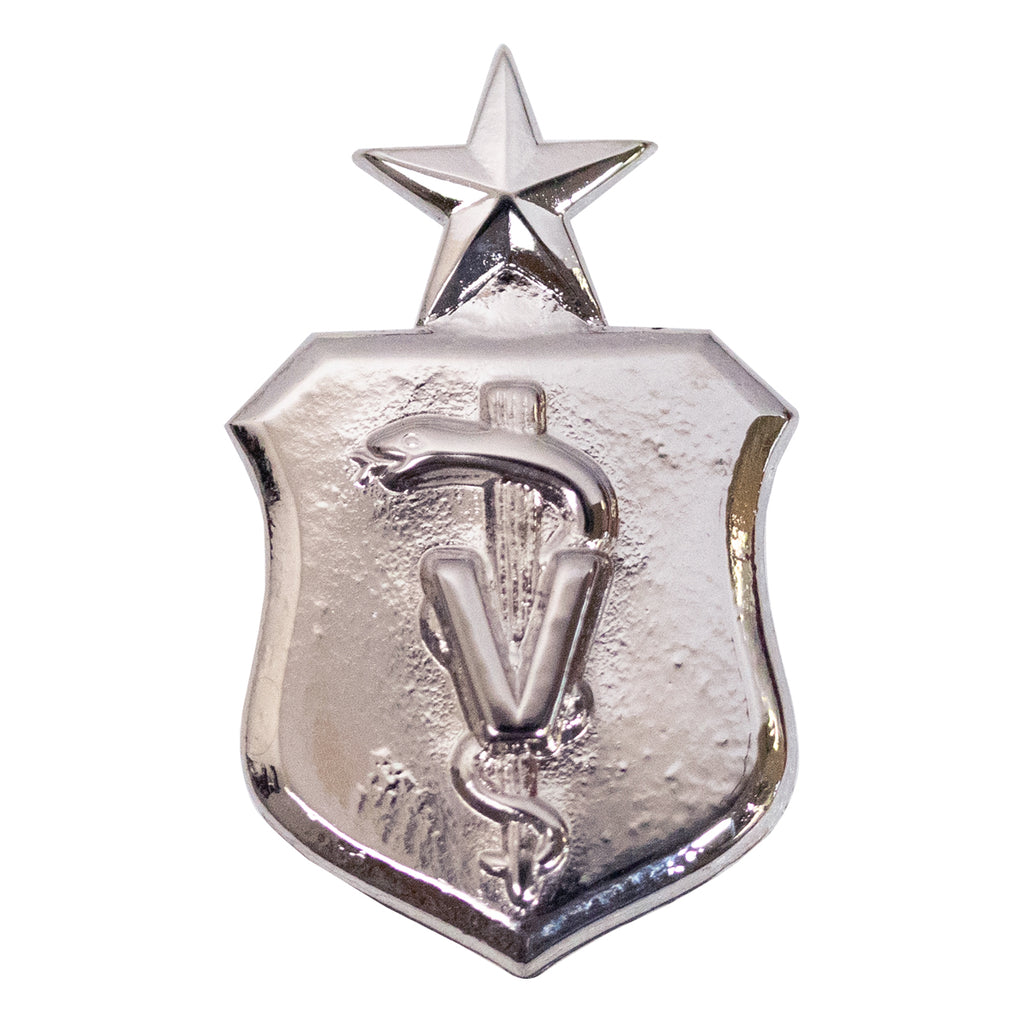 Air Force Badge: Veterinarian: Senior