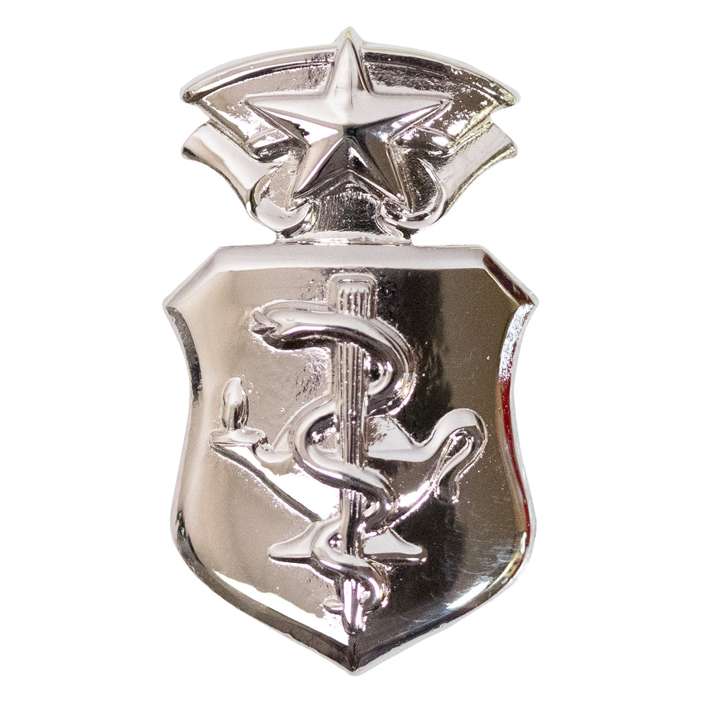 Air Force Badge: Nurse: Chief