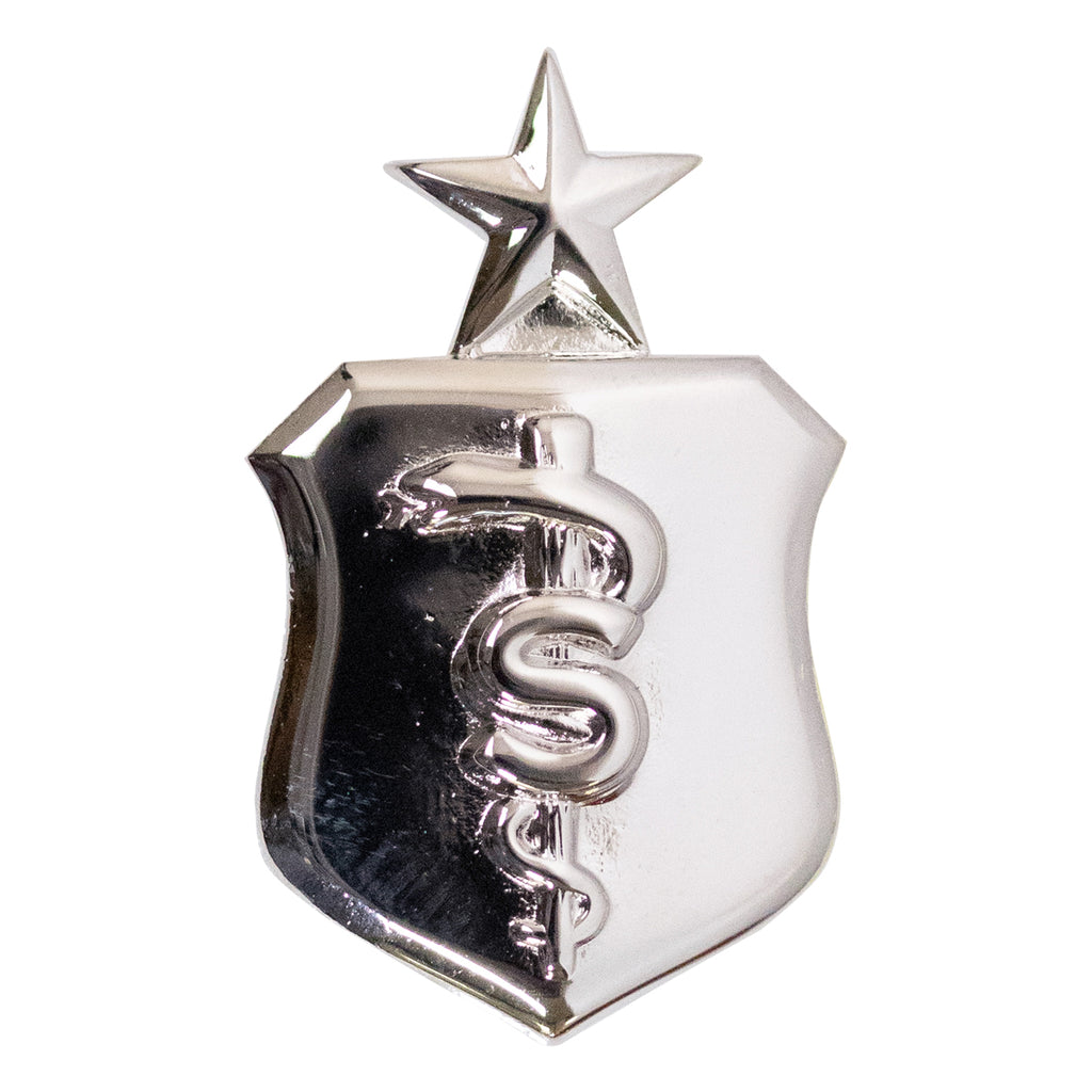 Air Force Badge: Bio-Medical Scientist: Senior