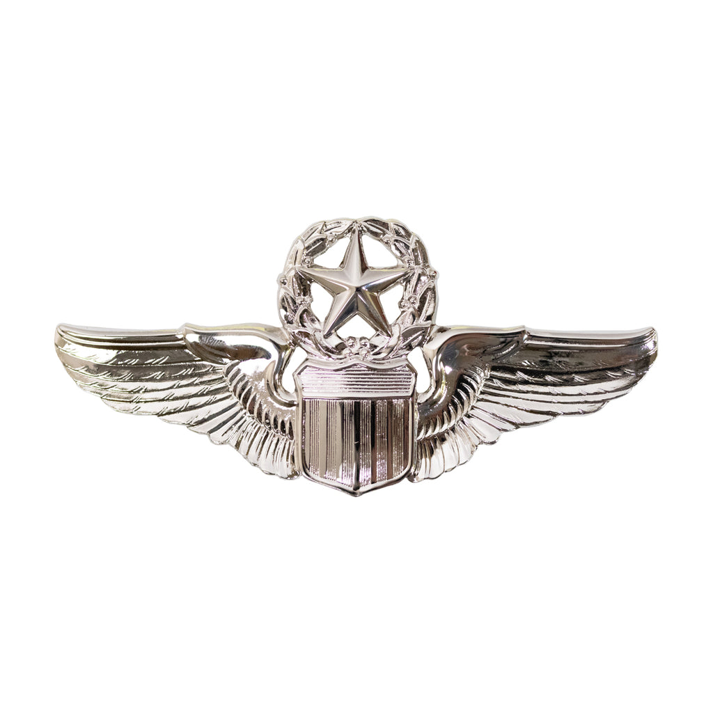Air Force Badge: Command Pilot - regulation size