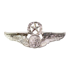Air Force Badge: Aircrew: Master - regulation