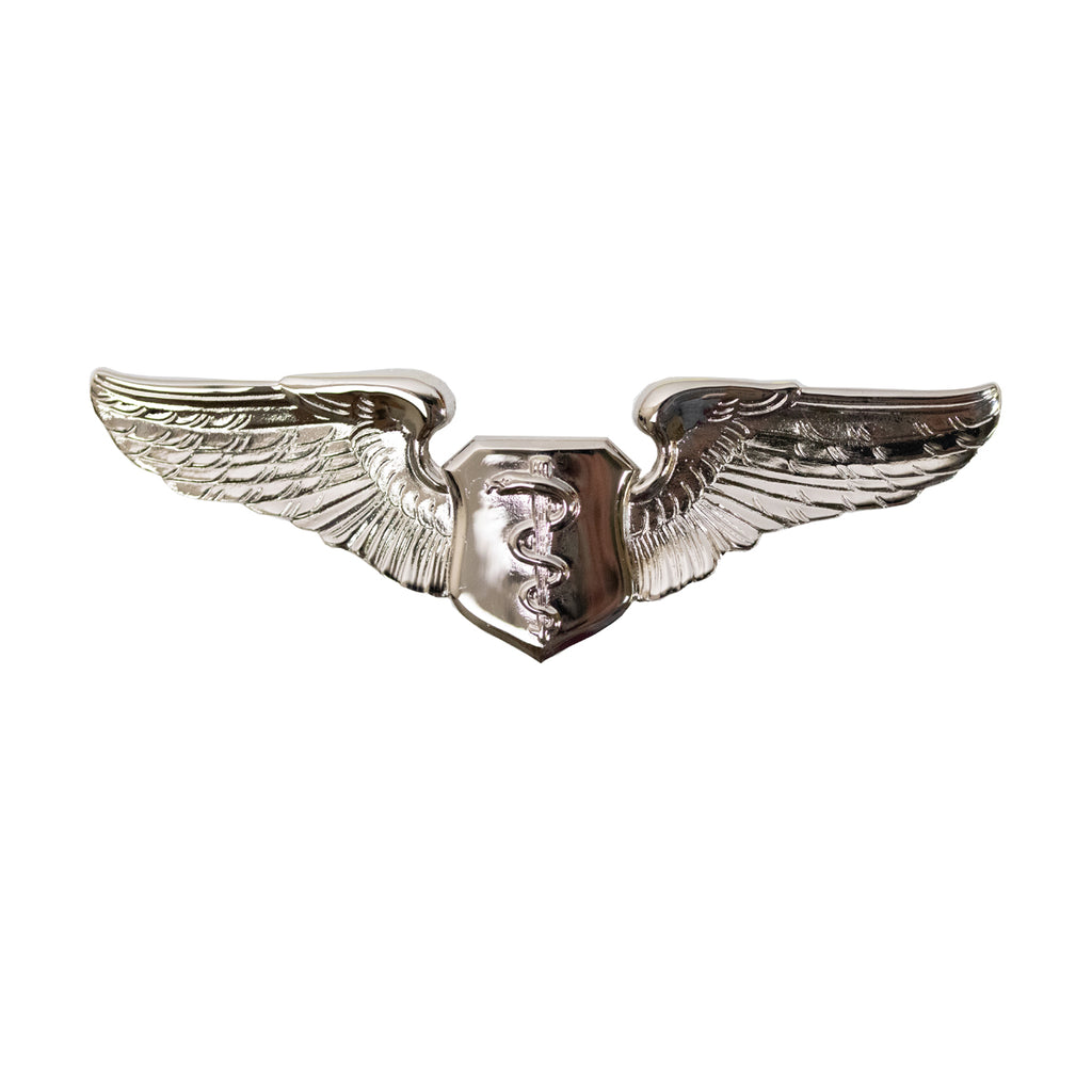 Air Force Badge: Flight Surgeon - regulation size