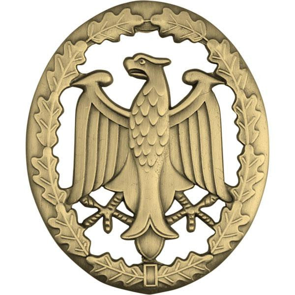 German Armed Forces Badge of Proficiency -  Bronze