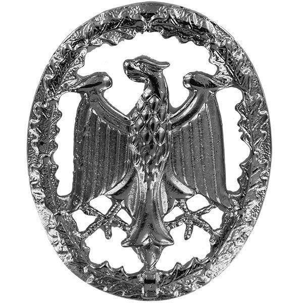 German Armed Forces Badge of Proficiency -  Silver