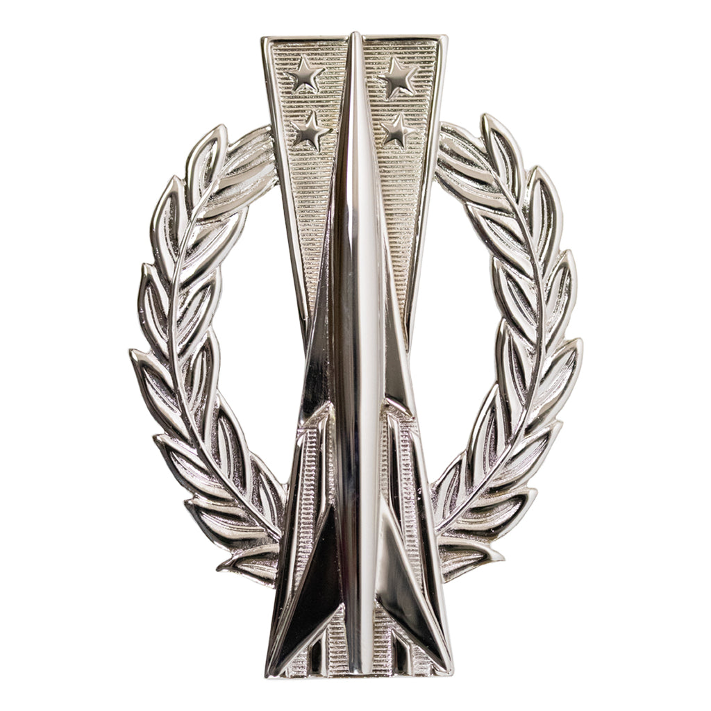 Air Force Badge: Missile Operator - regulation size