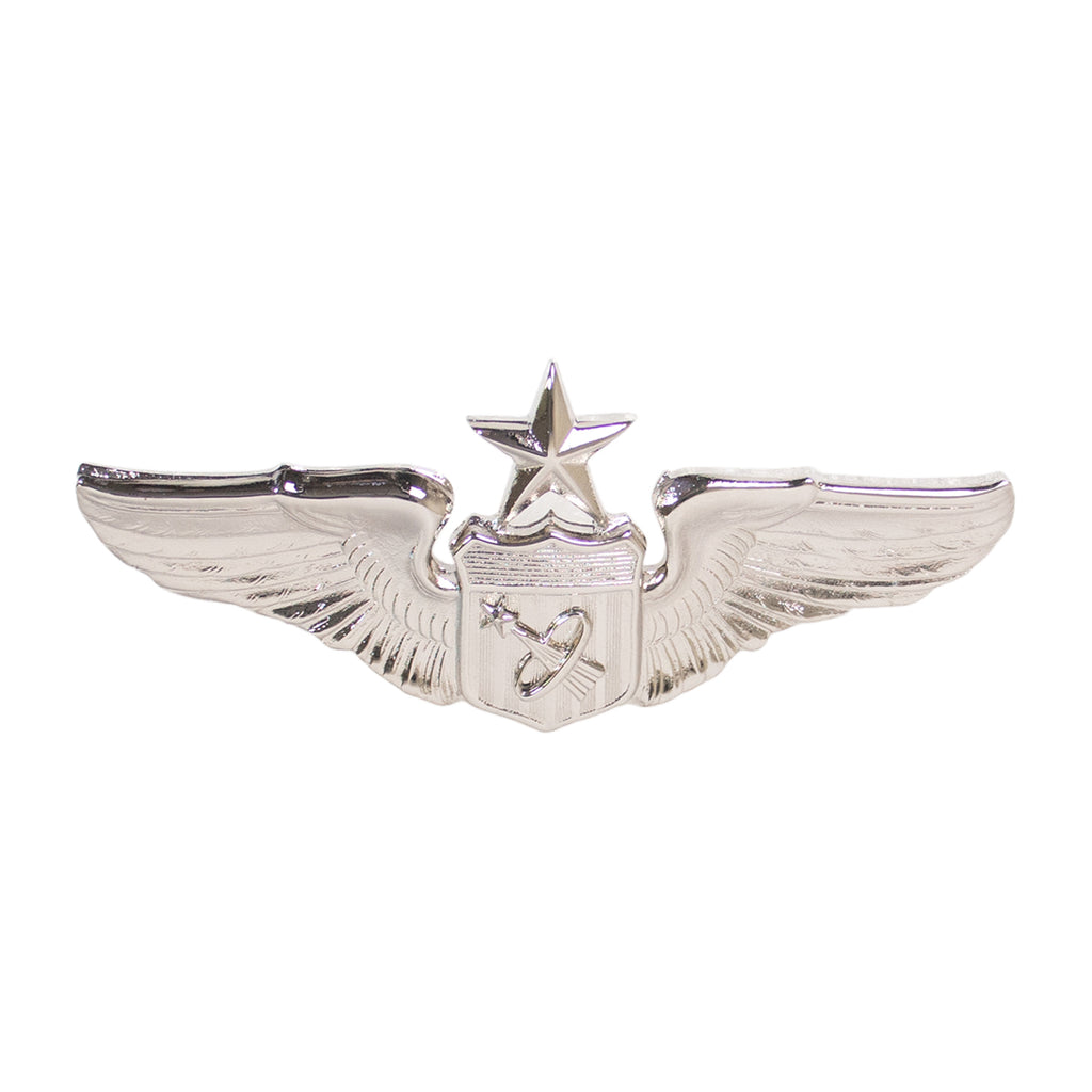 Air Force Badge: Astronaut: Senior