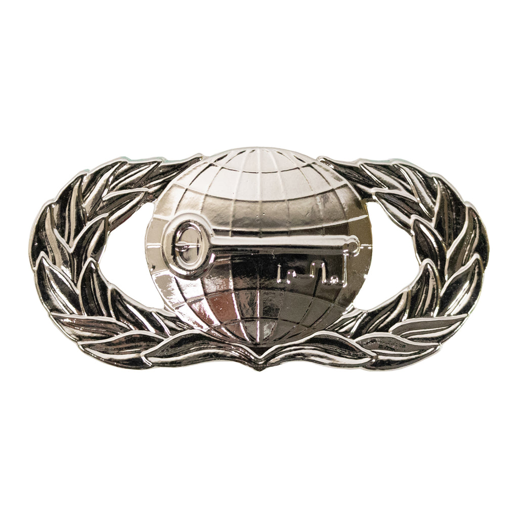 Air Force Badge: Intelligence - regulation size