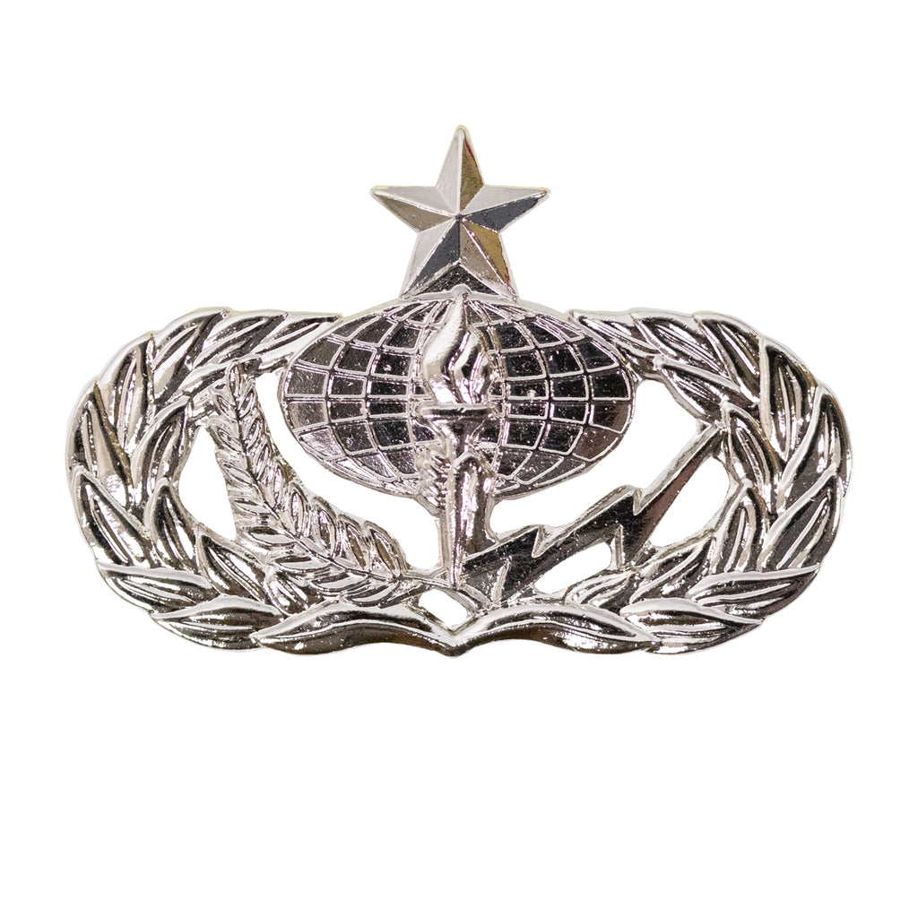 Air Force Badge: Services: Senior - regulation size