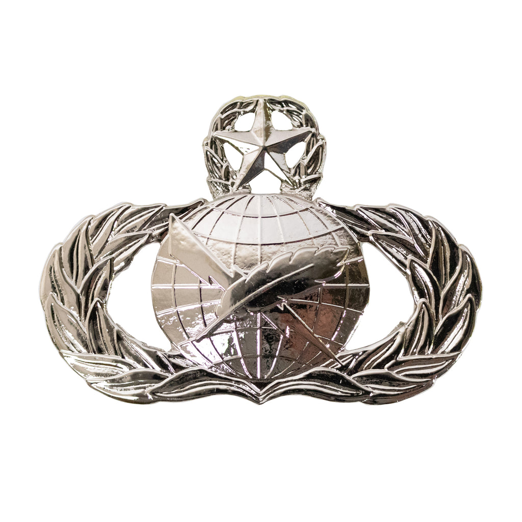 Air Force Badge: Public Affairs: Master - regulation size