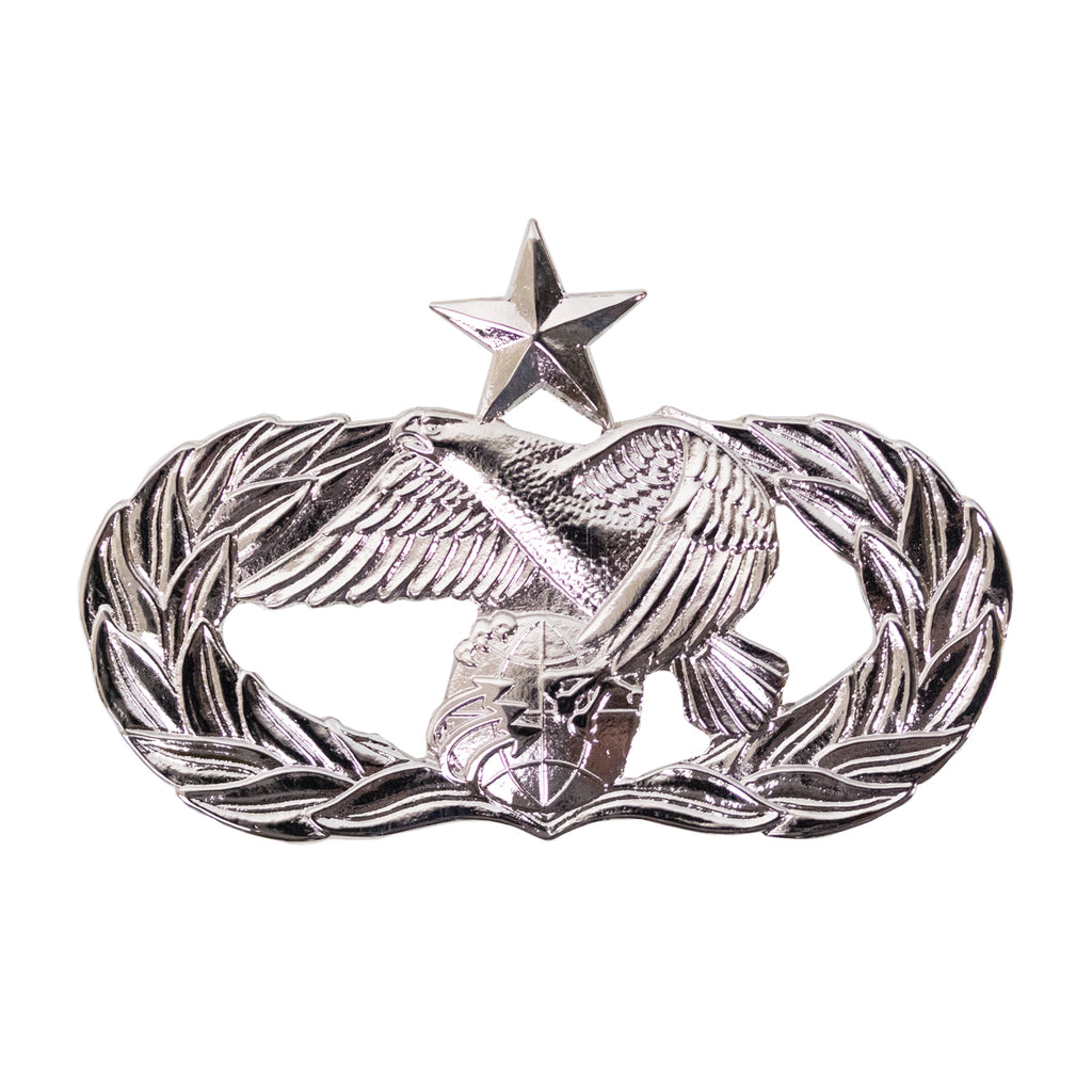 Air Force Badge: Transportation: Senior - regulation size