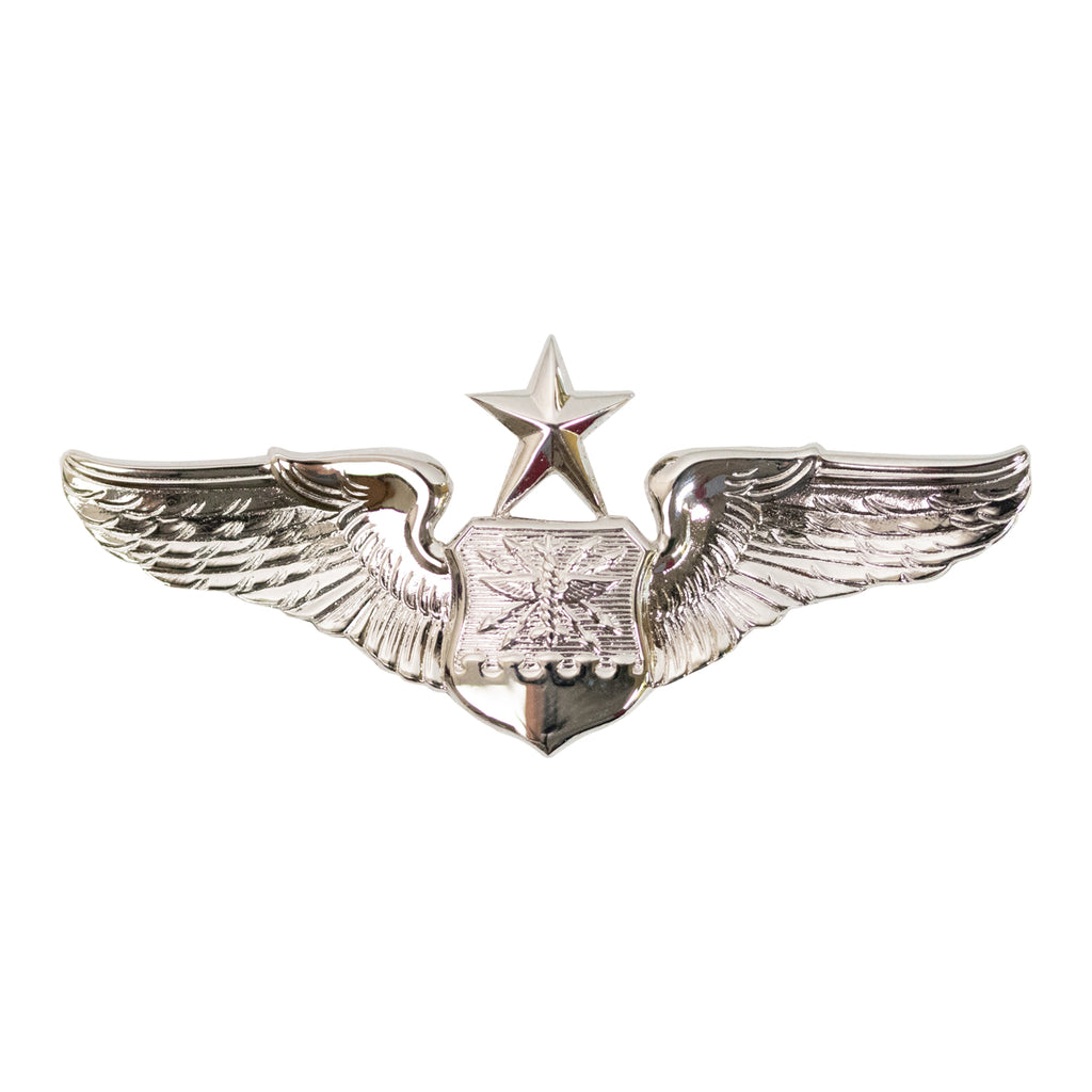 Air Force Badge: Navigator: Senior - miniature