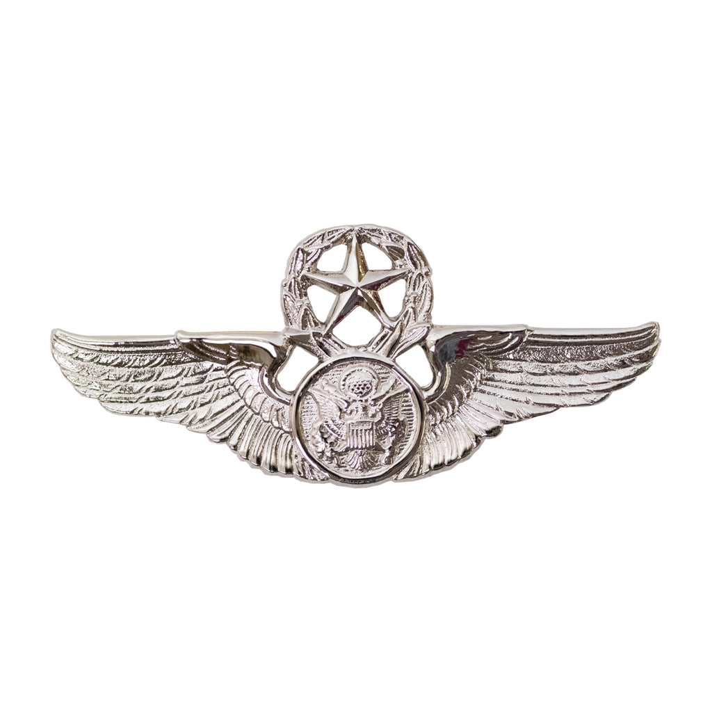 Air Force Badge: Aircrew: Chief - miniature