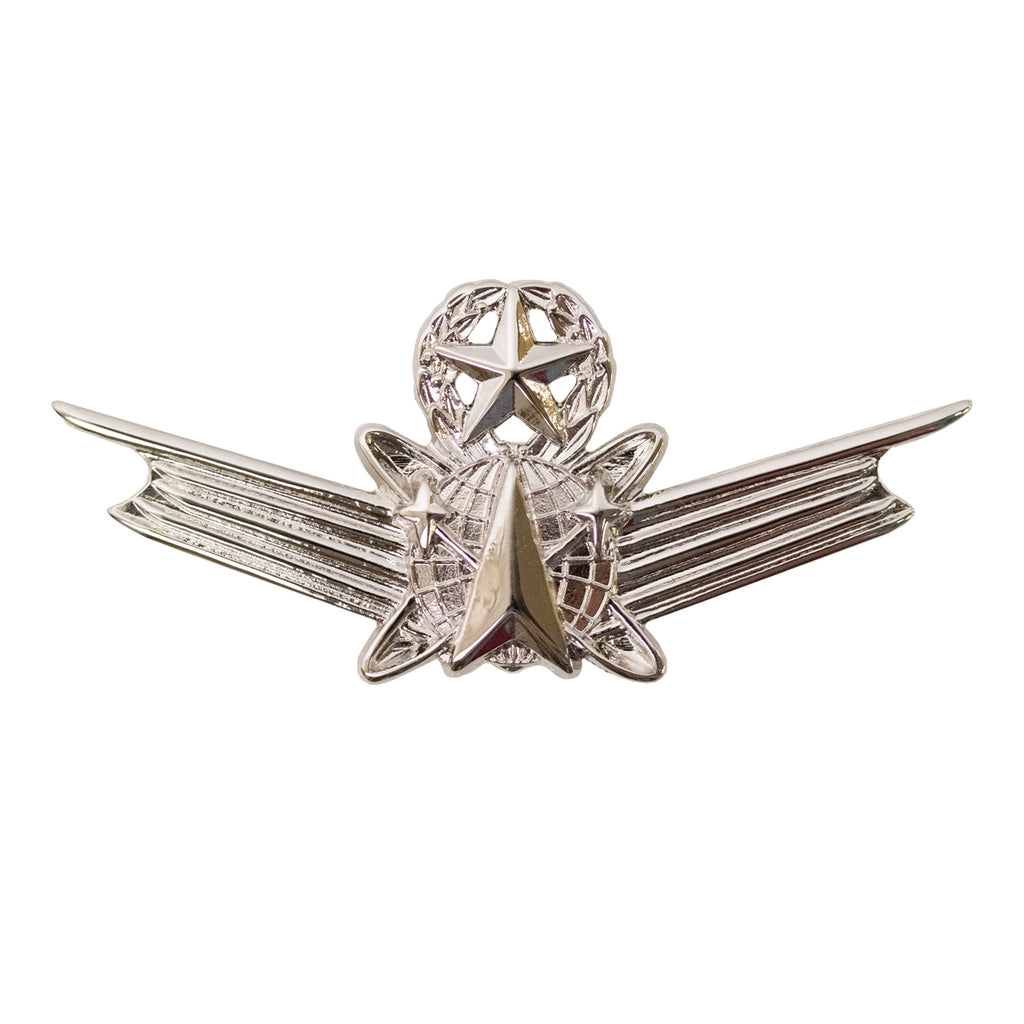 Air Force Badge: Space Master - miniature