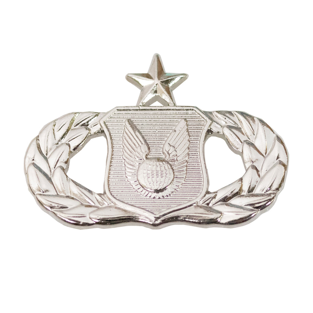 Air Force Badge: Operations Support: Senior - midsize