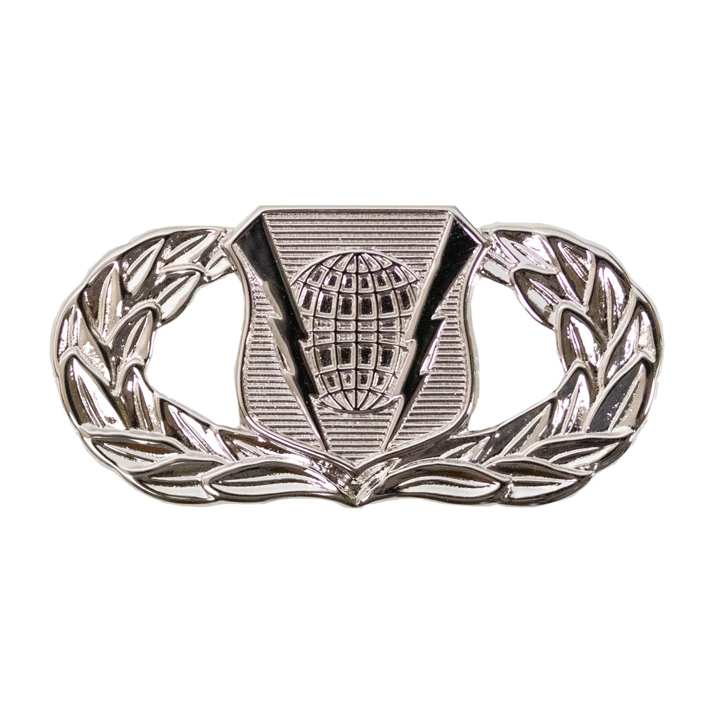 Air Force Badge: Command and Control - midsize