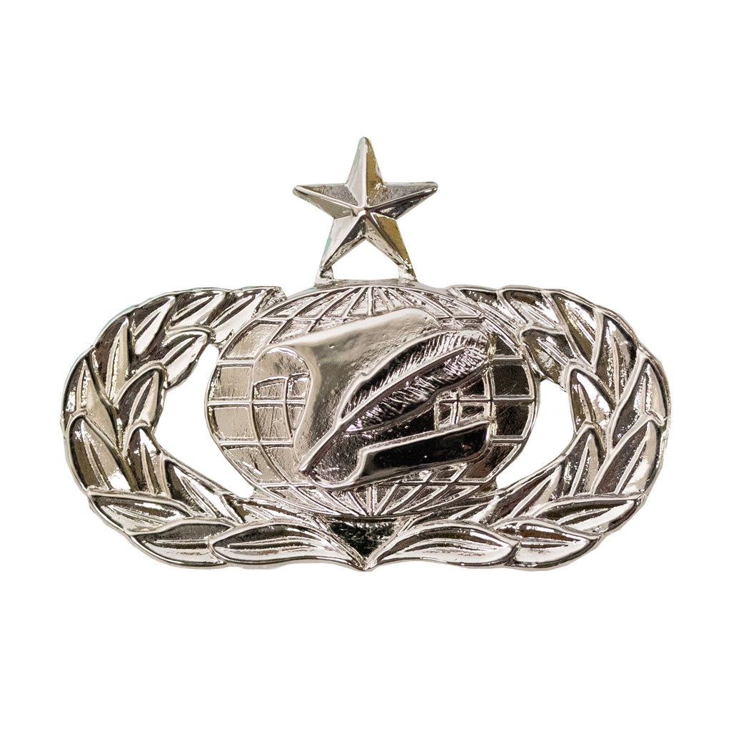 Air Force Badge: Administration: Senior - midsize