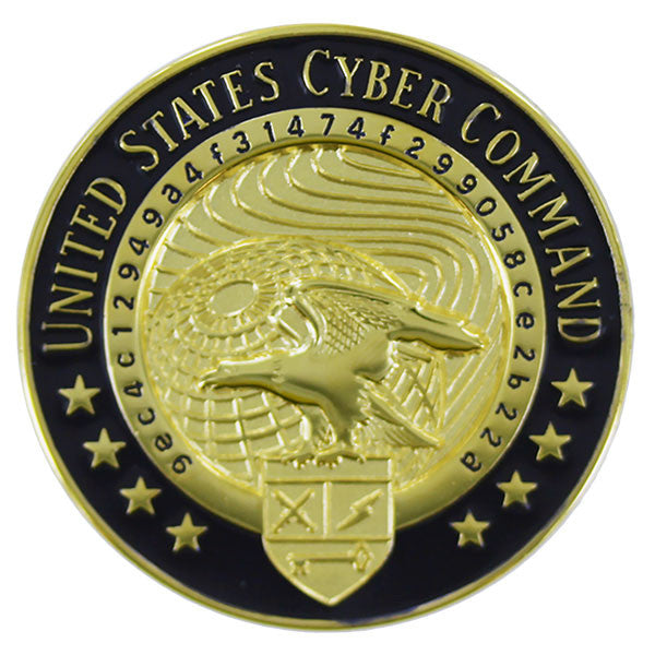 Identification Badge: United States Cyber Command