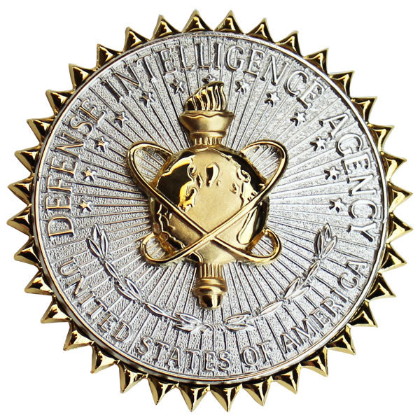 Army Identification Badge: United States Defense Intelligence Agency