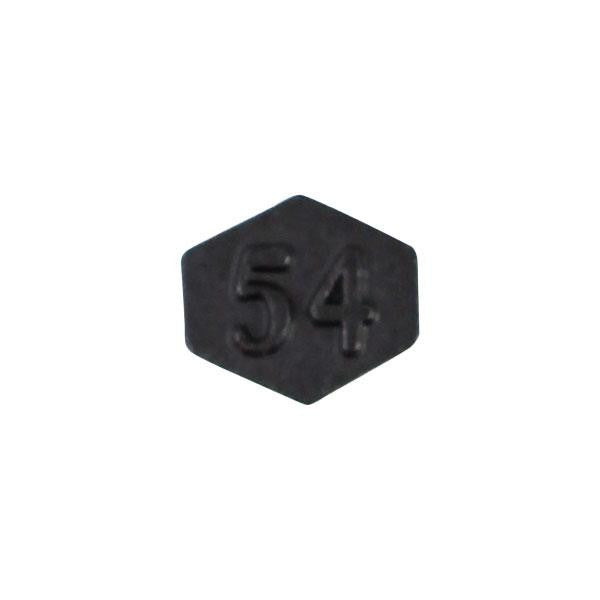 Army Identification Badge Attachment: Director 54 - black metal
