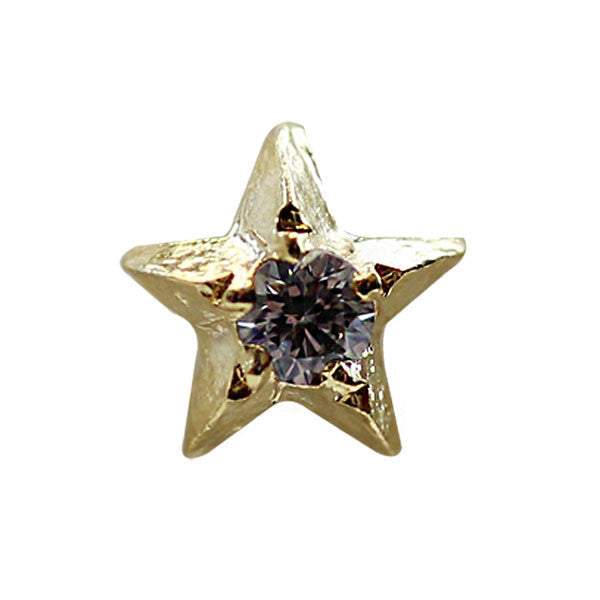 Army Identification Badge: Sapphire Star for Recruiter