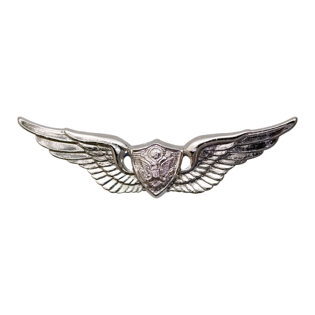 Army Badge: Aircraft Crewman: Aircrew - regulation size, mirror finish